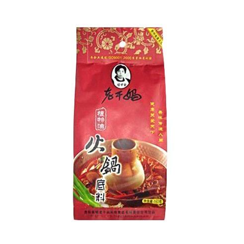 老干妈 麻辣火锅底料 160g 中国驰名品牌