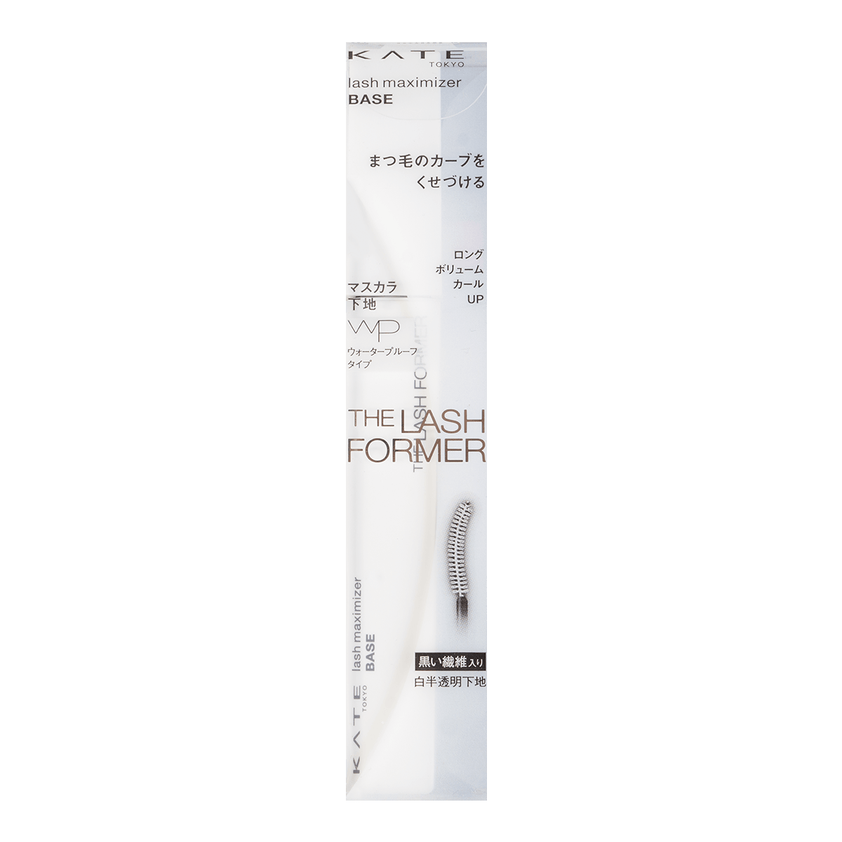 KANEBO KATE Lash Maximizer Eyelash Plus White EX-1 1pc