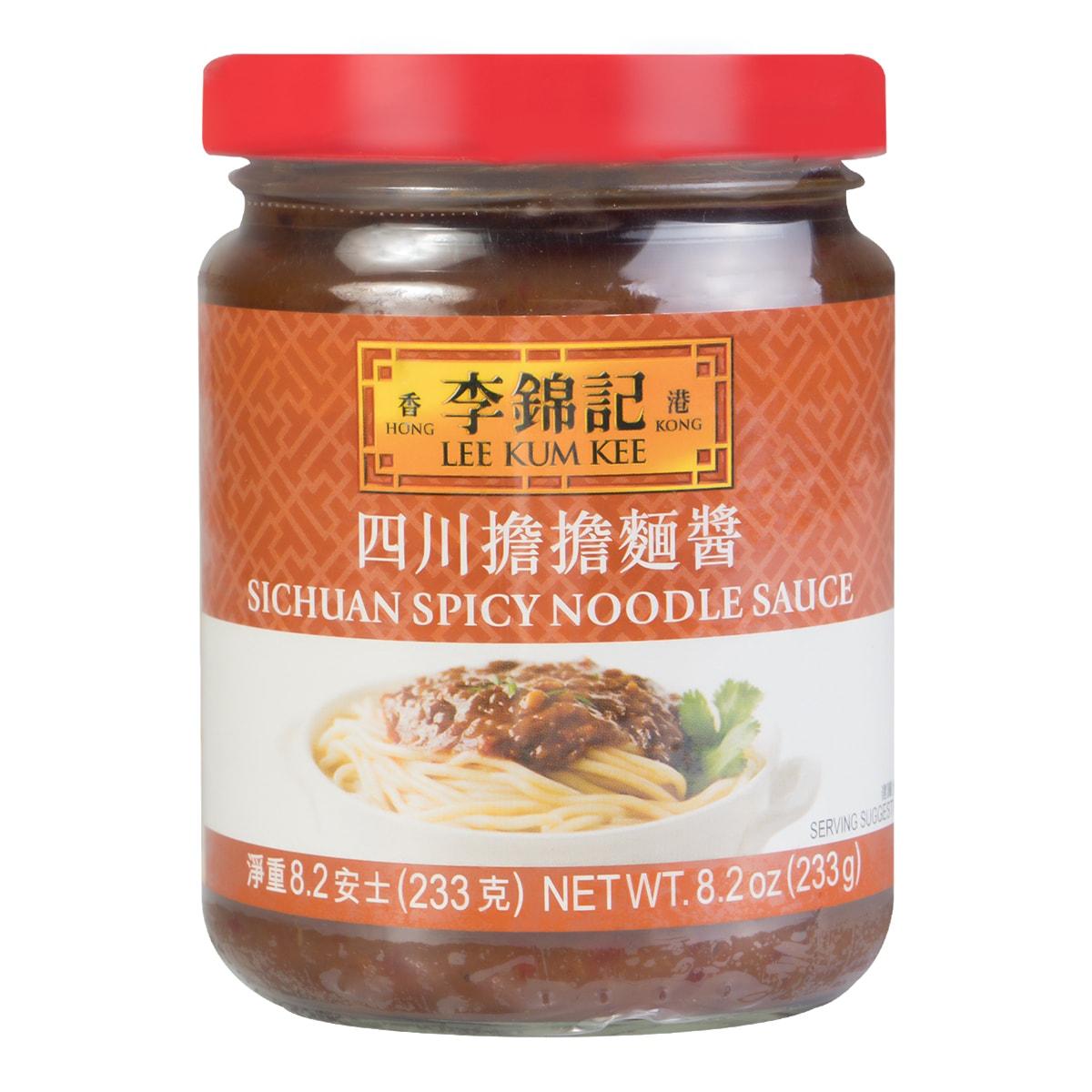 LEE KUM KEE Szechuan Spicy noodle Sauce 233g