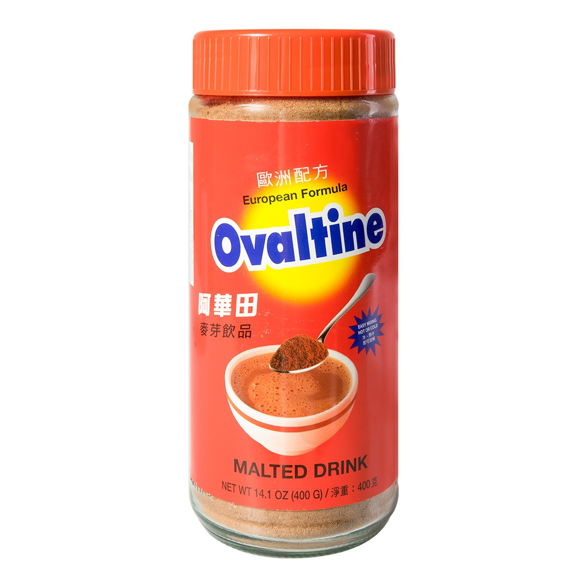 OVALTINE Malted Drink 400g