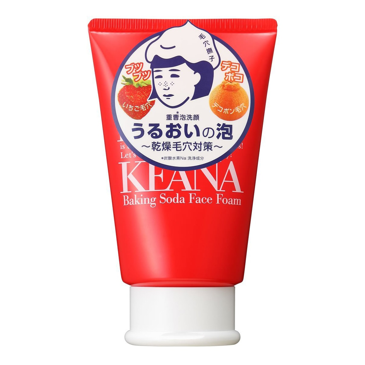 ISHIZAWA KEANA Baking Soda Face Foam 100g