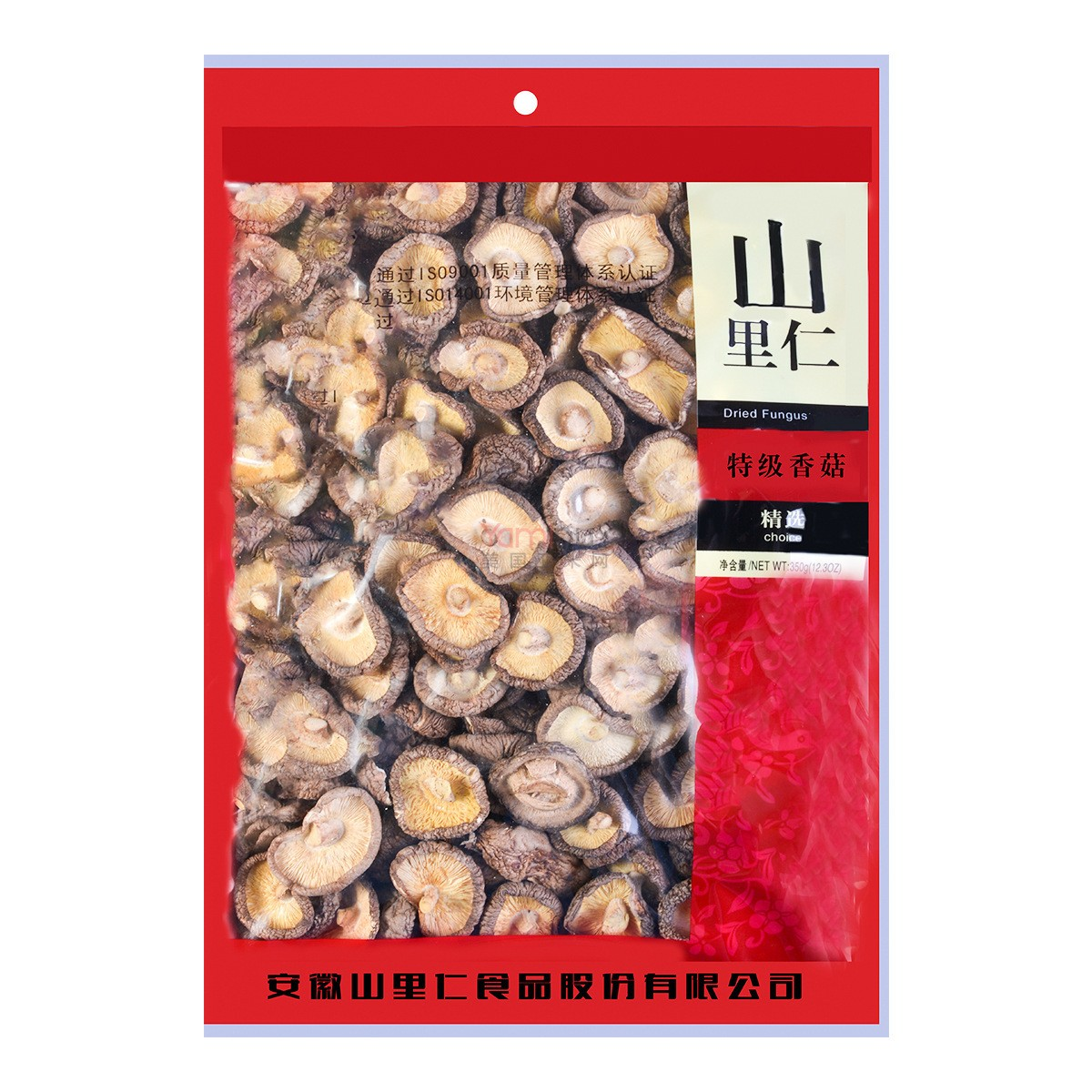 山里仁 特级香菇 350g