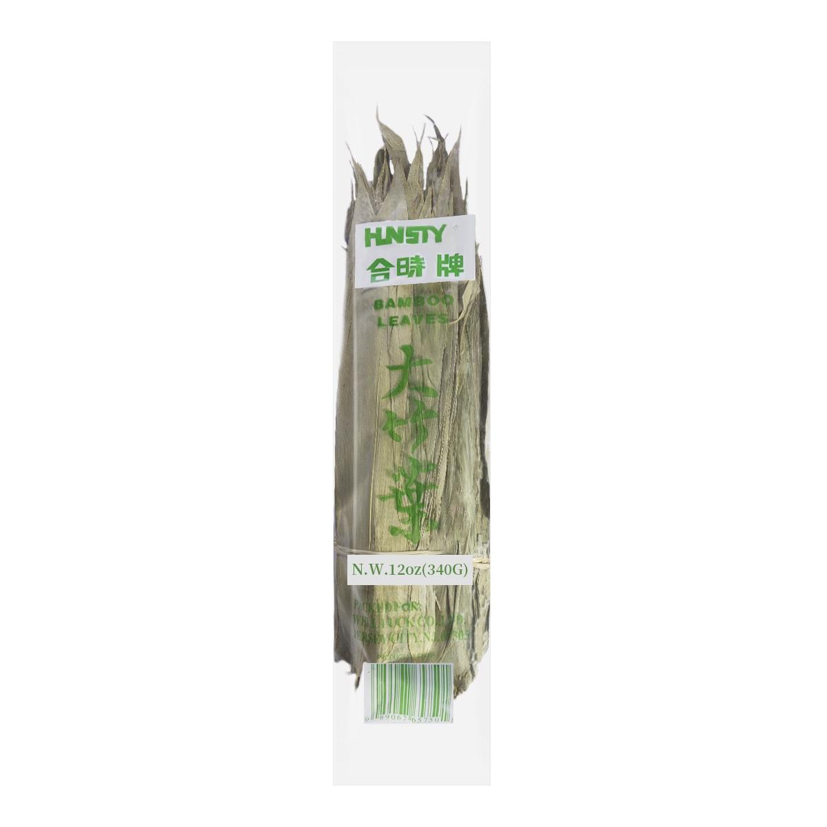 合时牌 野生鲜粽大竹叶 340g