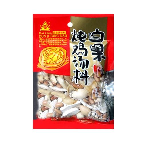 川珍 白果炖鸡汤料 150g