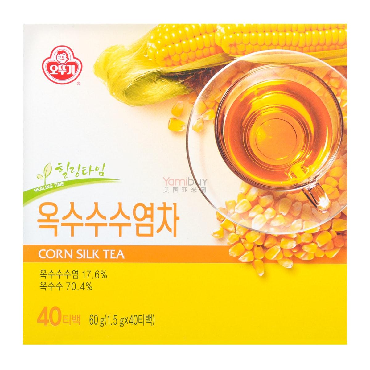 韩国OTTOGI不倒翁 玉米须茶 1.5g*40包入