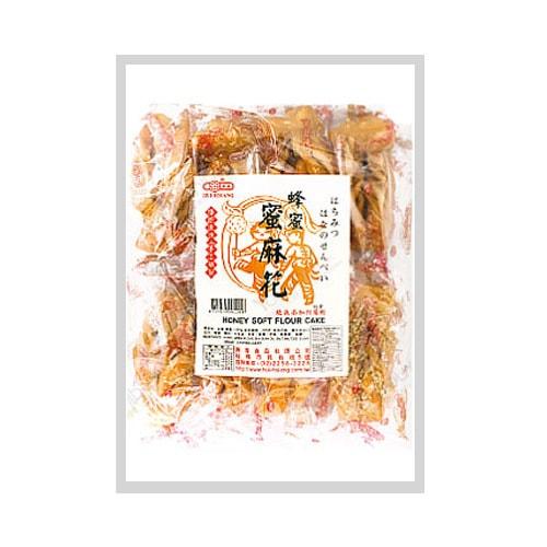 台湾惠香 传统风味蜂蜜蜜麻花 250g