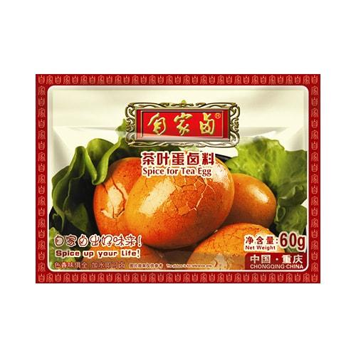 重庆自家卤 秘制茶叶蛋卤料 60g