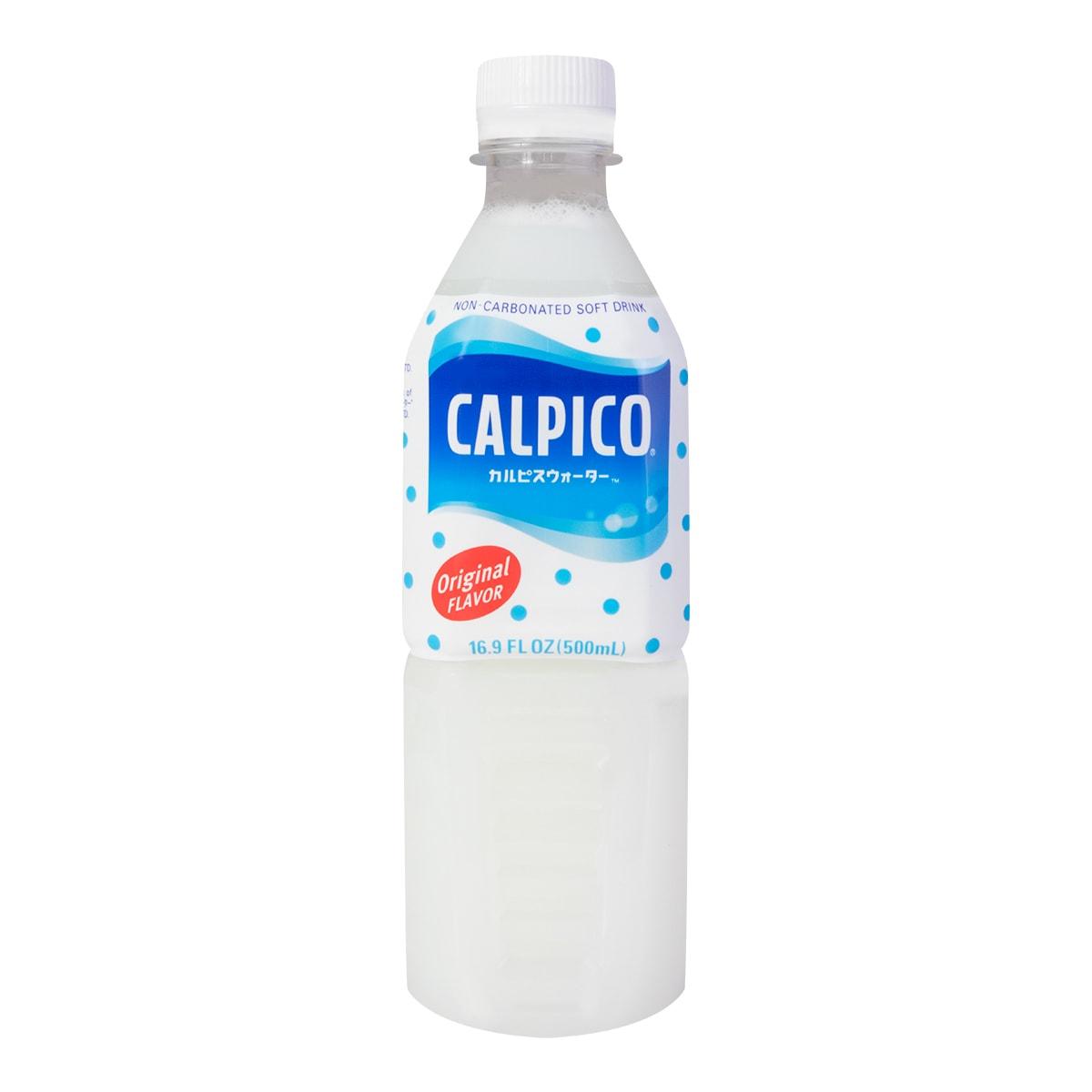日本CALPICO 无碳酸天然乳酸菌饮料 原味 500ml