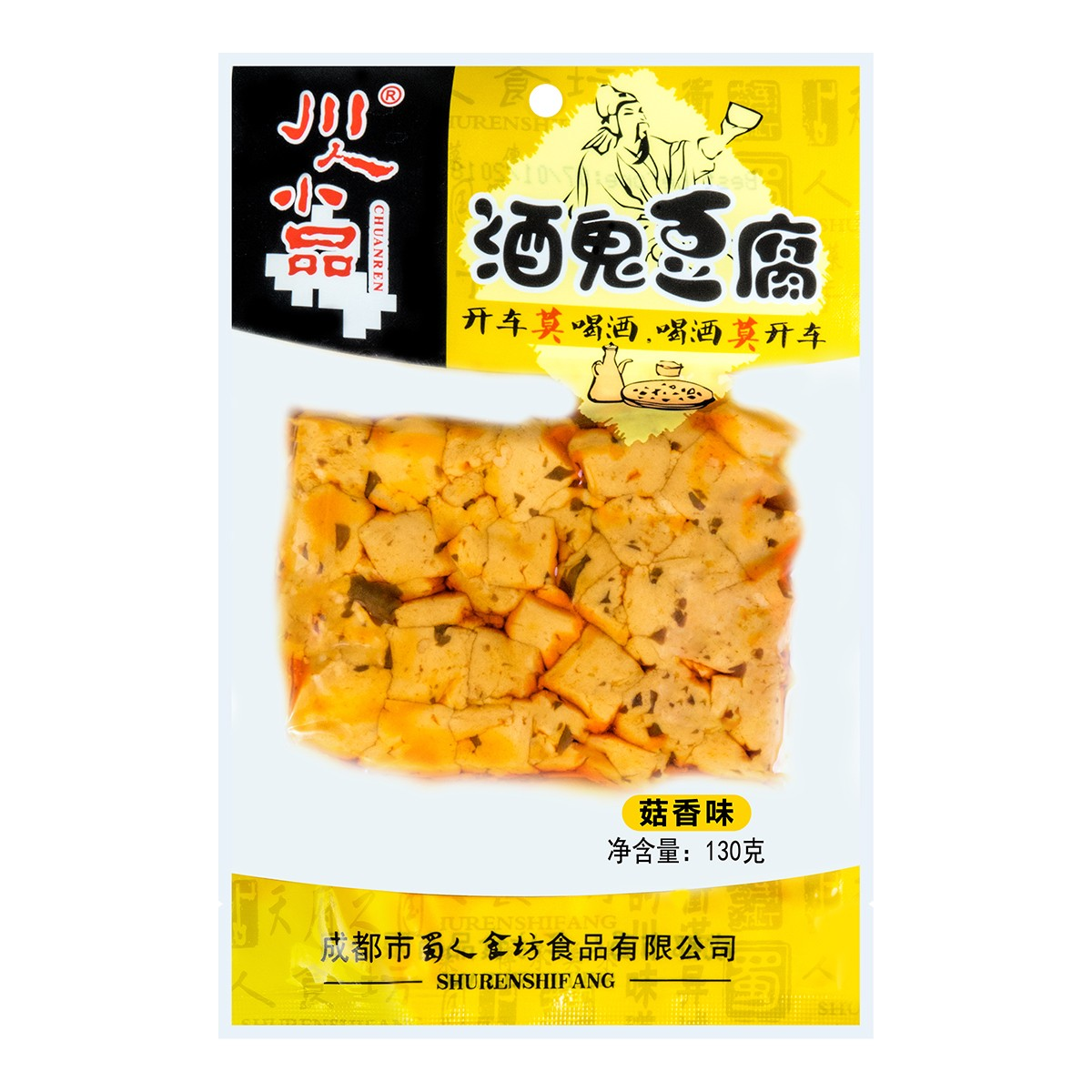 Mushroon Tofu 130g