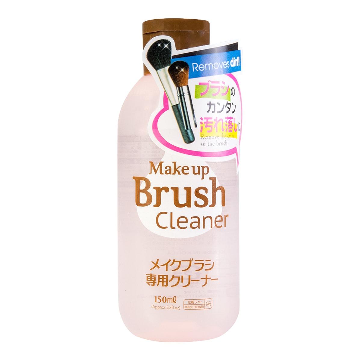 日本DAISO大创 化妆刷专用清洗剂 150ml