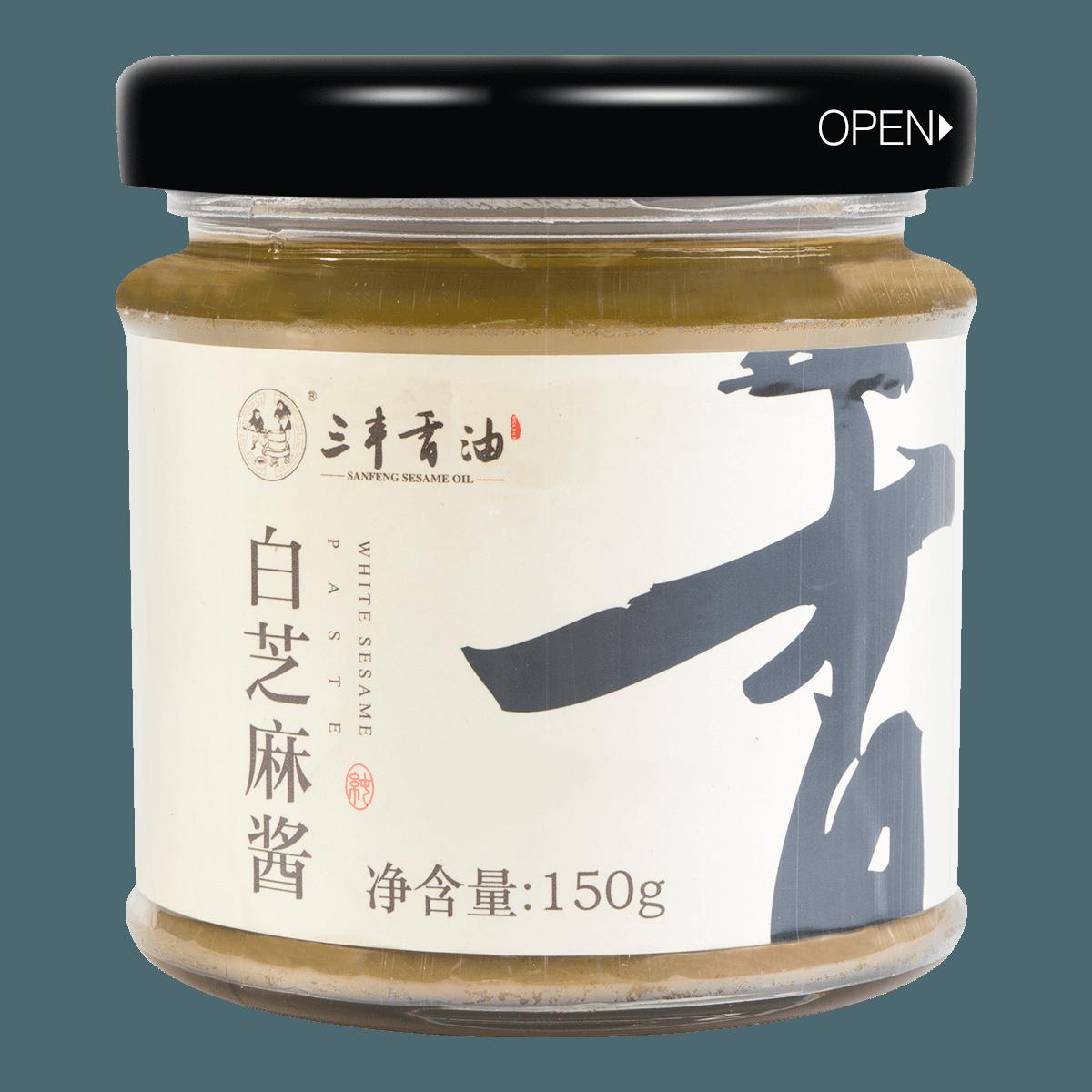 SANFENG SESAME OIL White Sesame Paste 150g