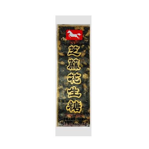 ROXY马牌 芝麻花生糖 114g 中华传统美食