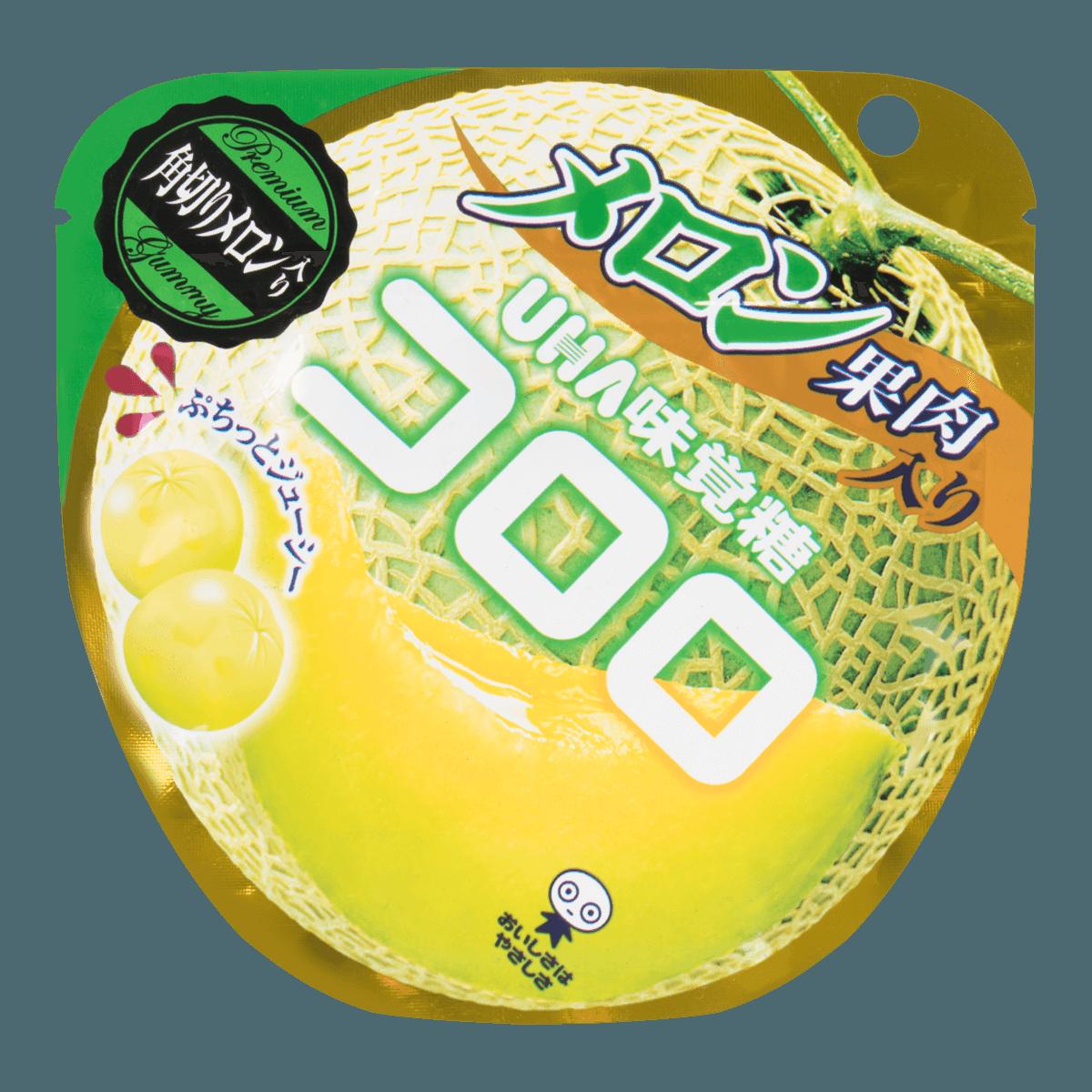 UHA Taste Sugar Kololo Melon 40g