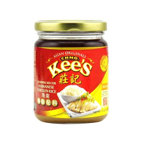 新加坡CHNG KEE'S庄记 海南鸡饭配料 220g