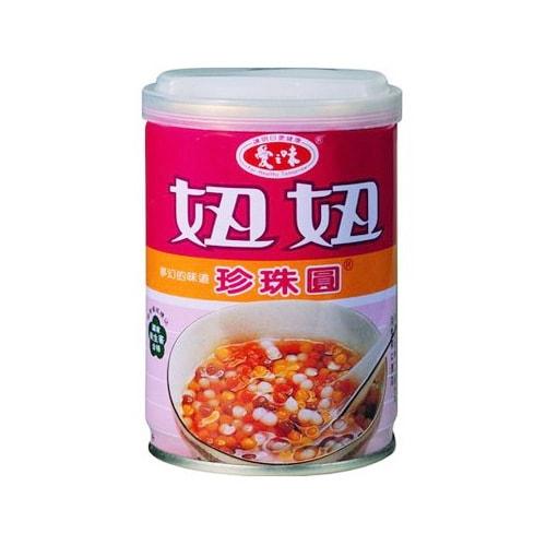 台湾爱之味 妞妞系列 珍珠圆 260g