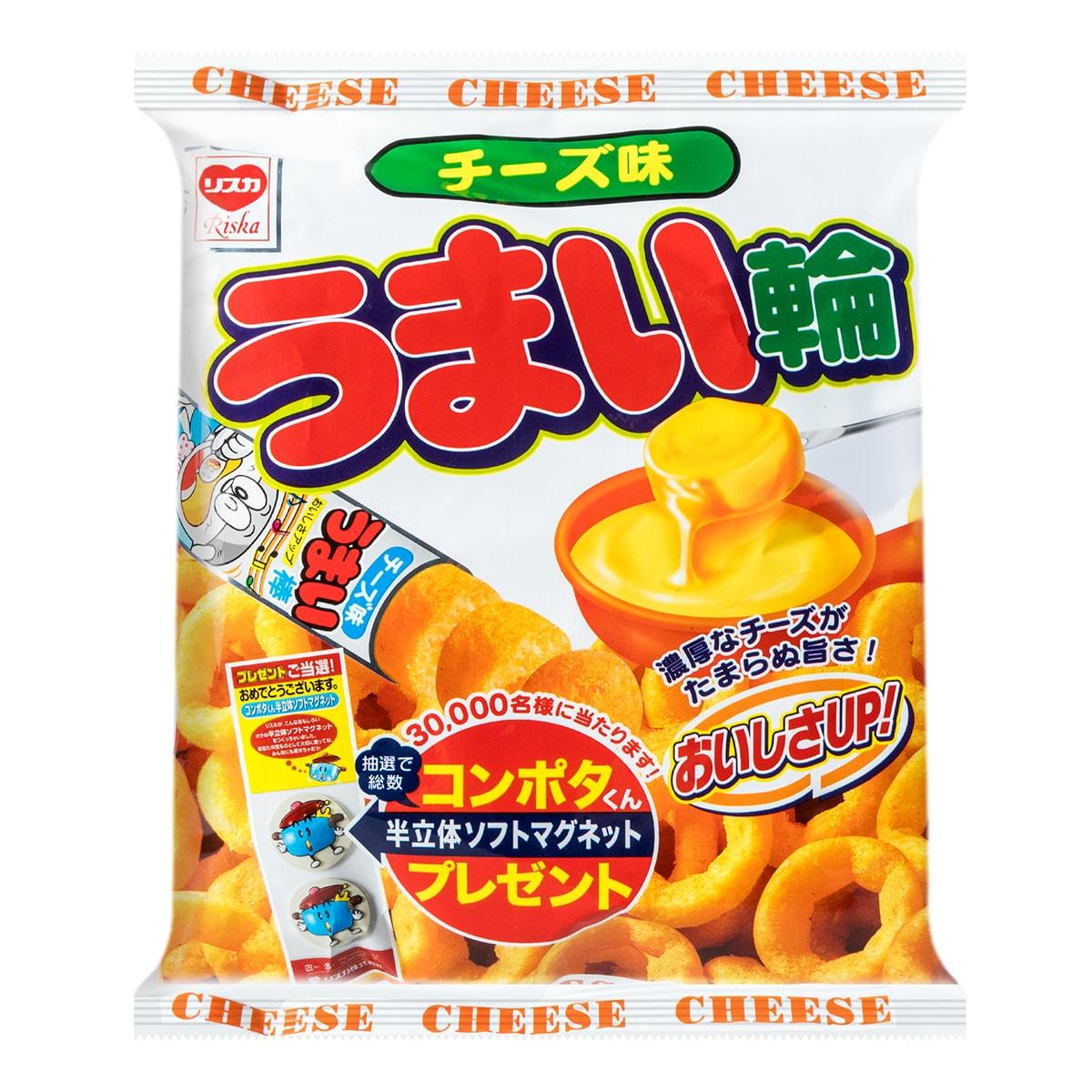 RISKA Corn Circle Cheese Flavor 75g