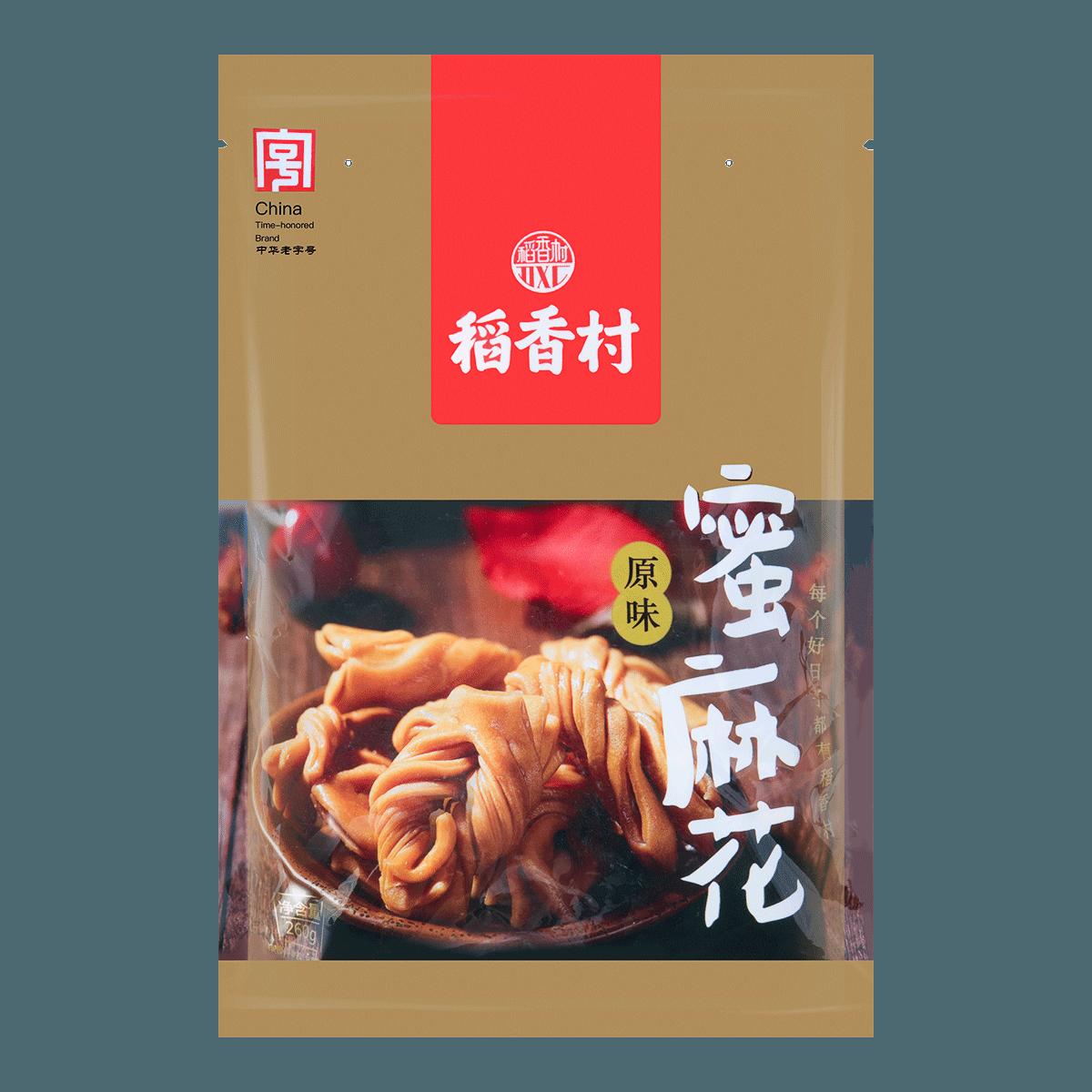 稻香村 蜜麻花 原味 260g