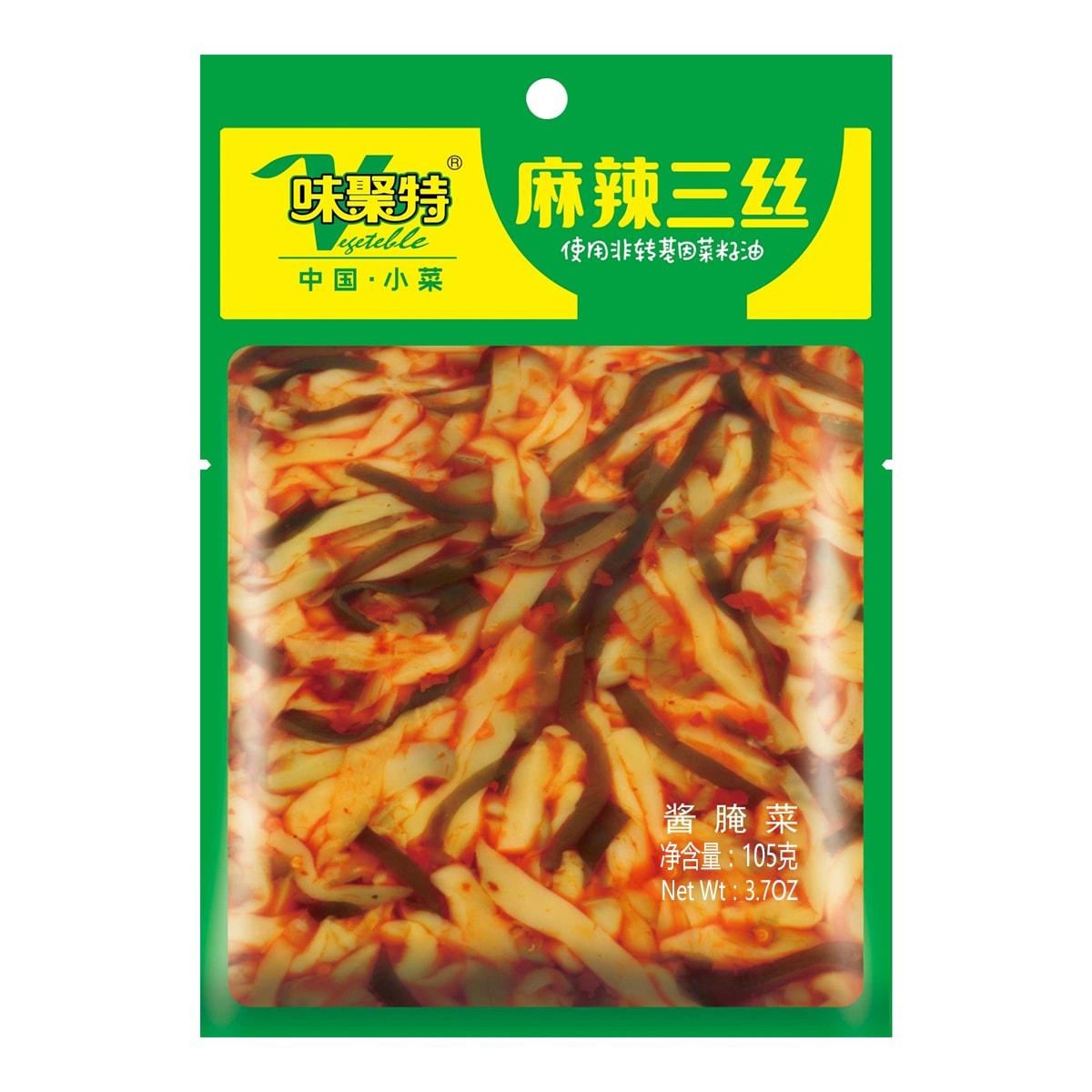 四川味聚特 麻辣三丝 105g