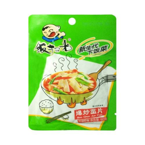 四川高福记 饭扫光 爆炒菌片下饭菜 60g