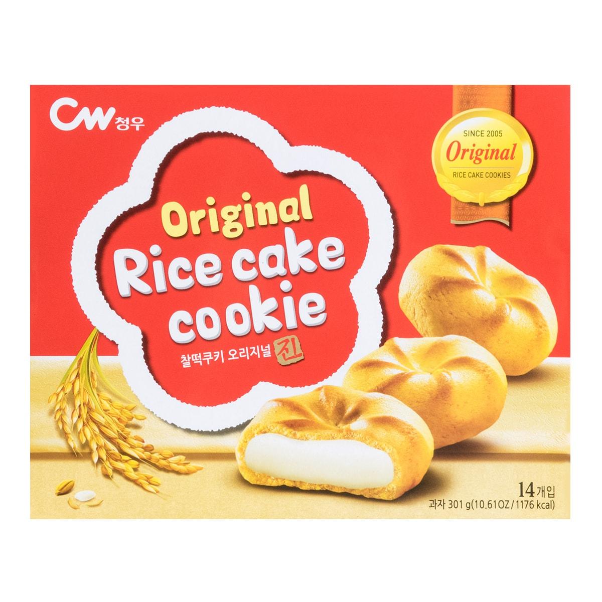 CW Original Rice Cake Cookie 14pc 301g