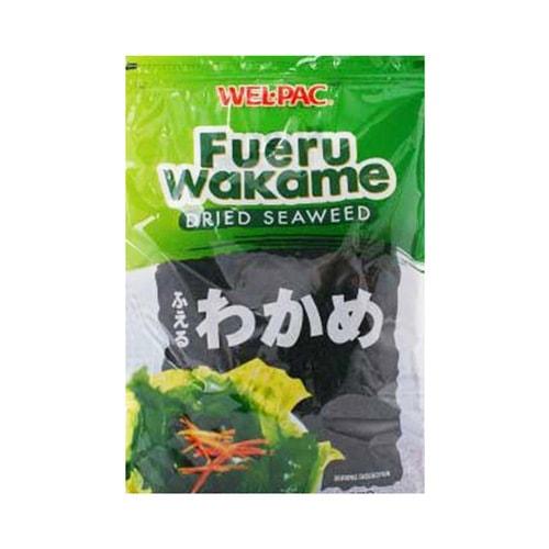 日本WEL PAC精选脱水海带芽56.7g