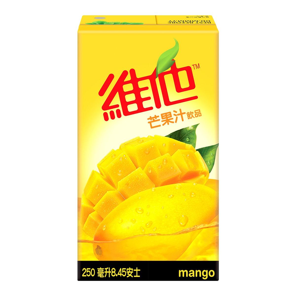 香港VITA维他 芒果汁 250ml