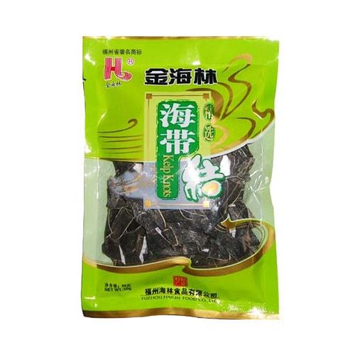 JINHAILIN Dried Seaweed Ties 50g