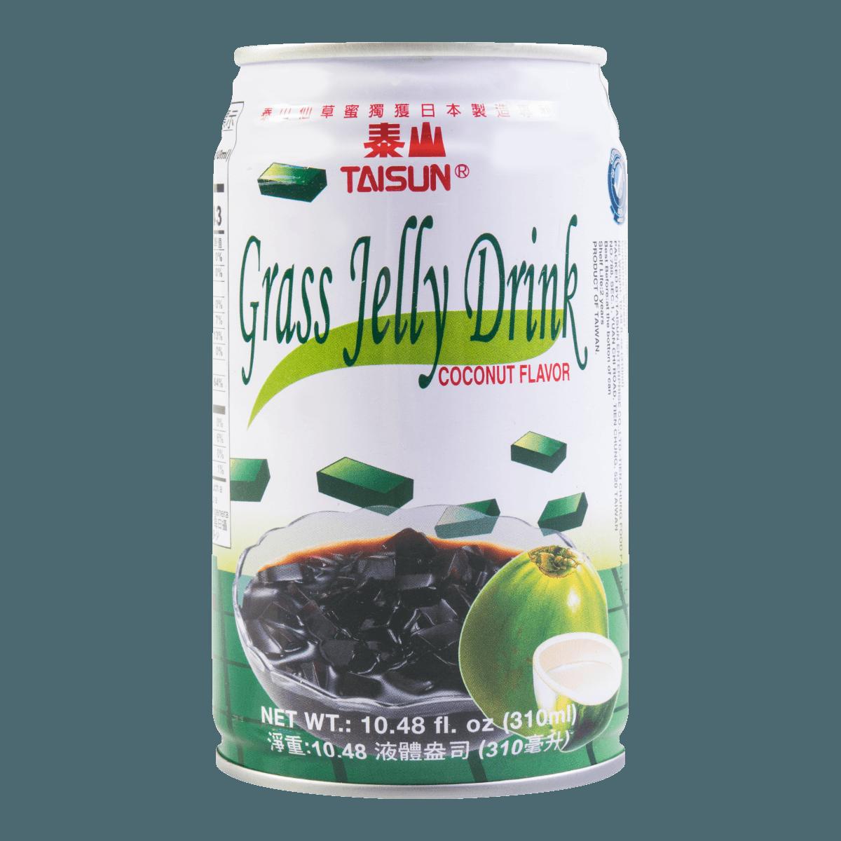 台湾泰山 仙草蜜 椰子口味 310ml