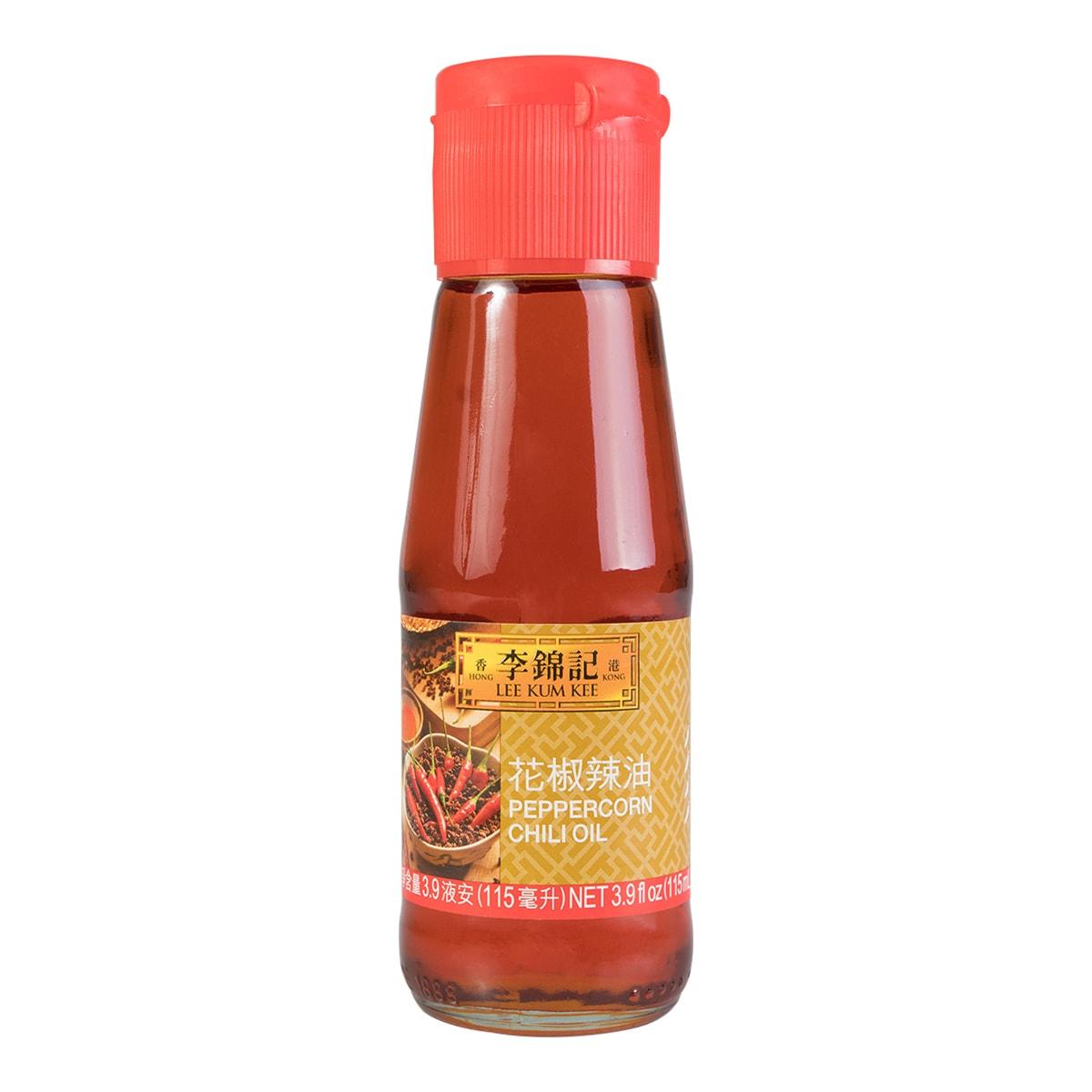 LEE KUM KEE Chili Oil 115ml