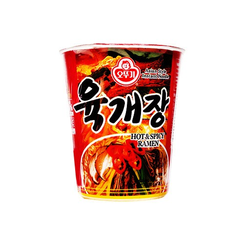 OTTOGI Asian Style Instant Noodle 62g
