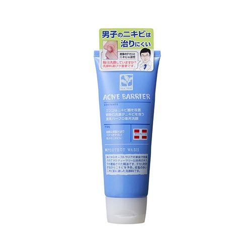 ISHIZAWA LAB ACNE BARRIER Protect Wash For Men