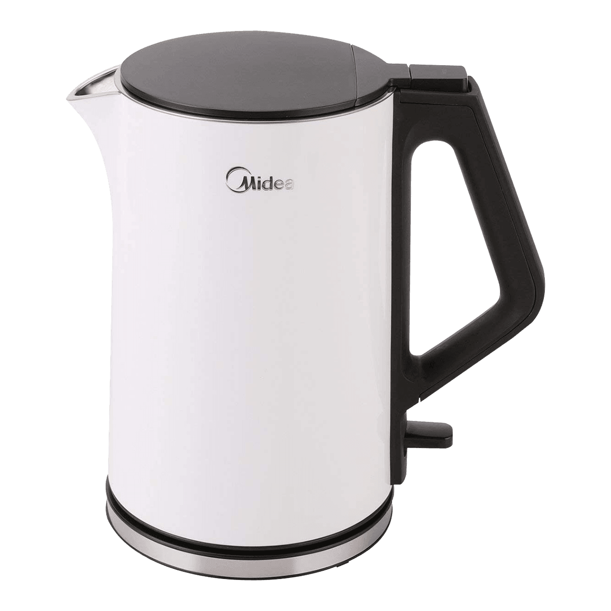 Midea Cool Touch Double Wall Electric Kettle White 1.5L MEK17DW-W