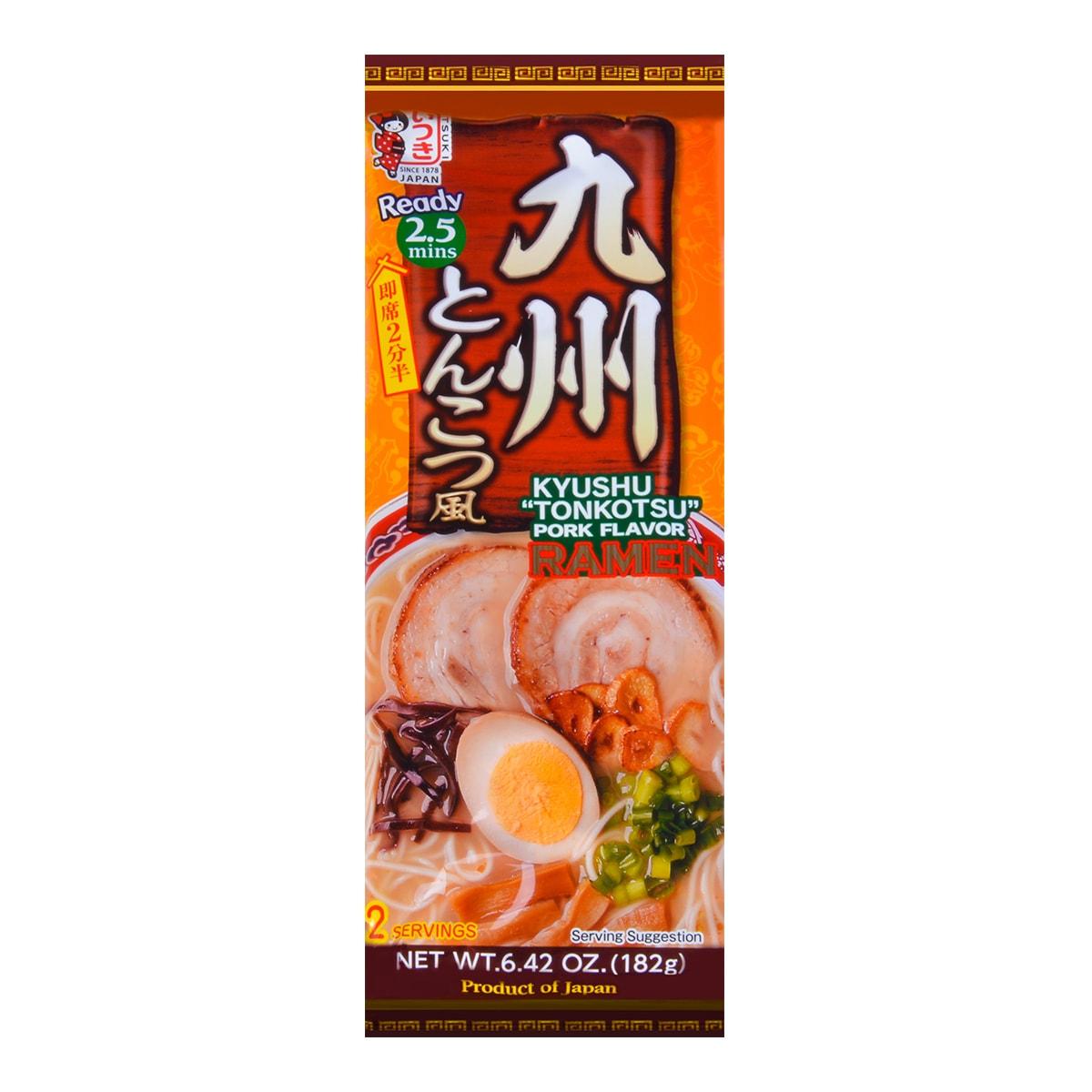 日本ITSUKI五木 九州豚骨拉面 182g