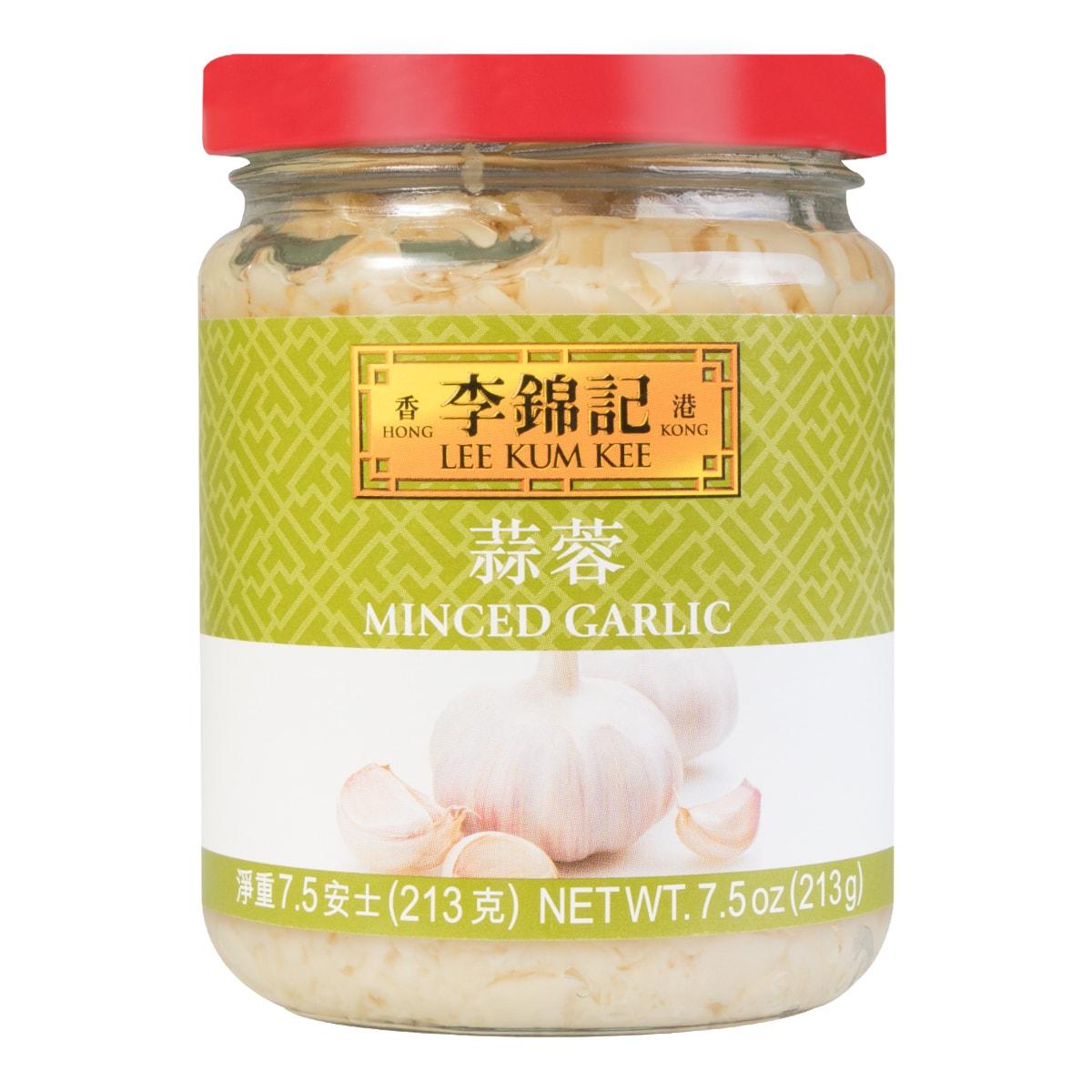 香港李锦记 瓶装蒜蓉 213g