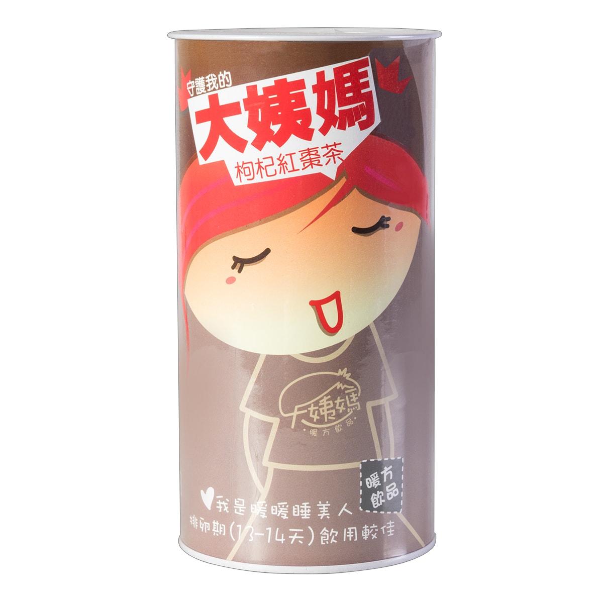 台湾大姨妈 枸杞红枣茶 8包入 240g