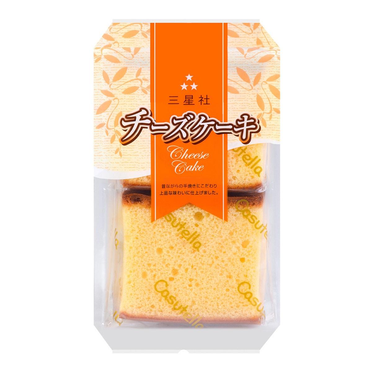 日本三星社 芝士蛋糕 200g