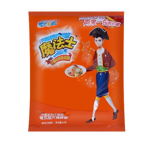 MOFASHI Noodle Tomato Flavor 46g (Yamibuy will not participate in
