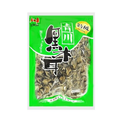 川知味 特级青川黑木耳 85g
