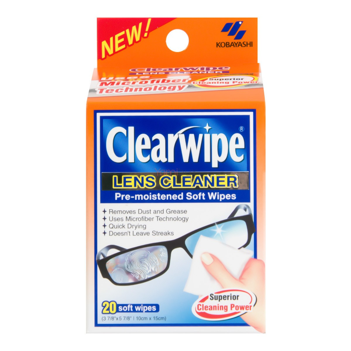 KOBAYASHI Lens Cleaning Tissue 20 packs
