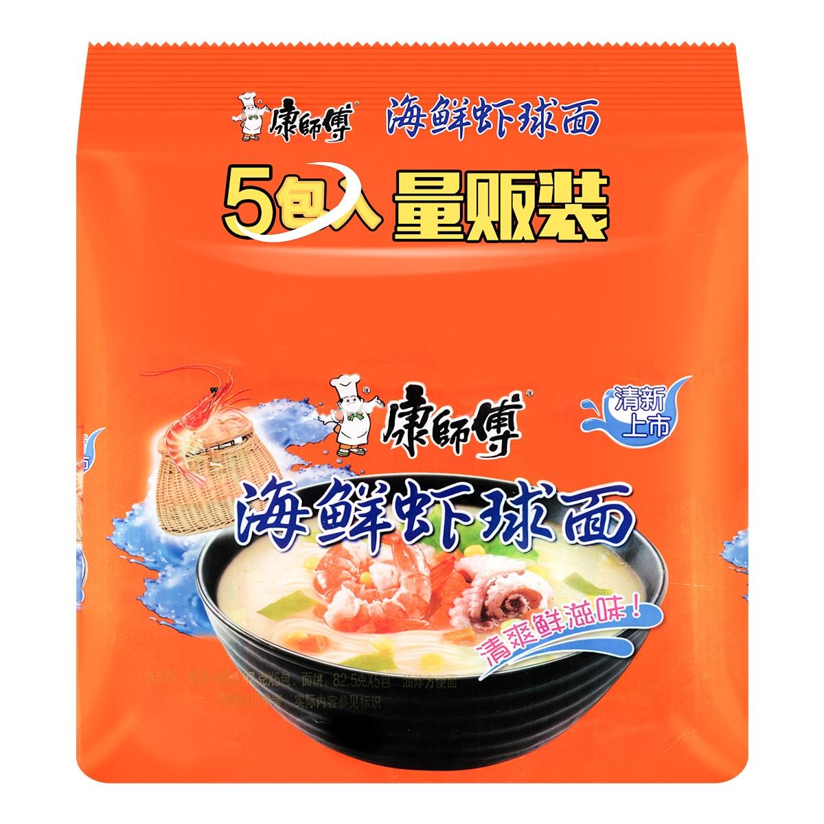 MasterKong Seafood Shrimp Noodle  485g