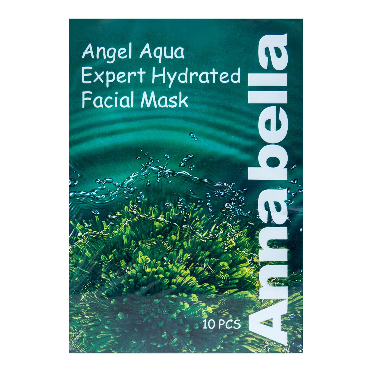 Annabella Angel Aqua Hydrated Facial Mask 10sheets