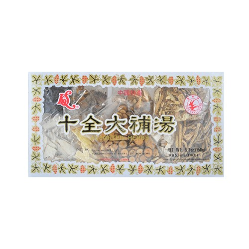 TWO SWALLOWS Assorted Herbs 150g