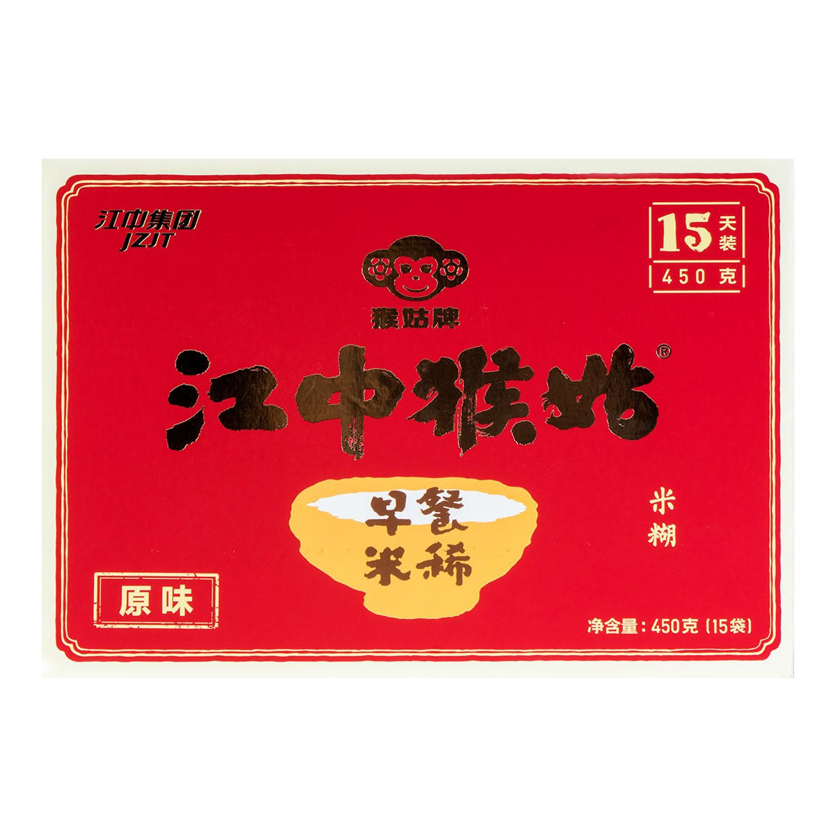 JZJT Instant Herbal Cereal Original 450g