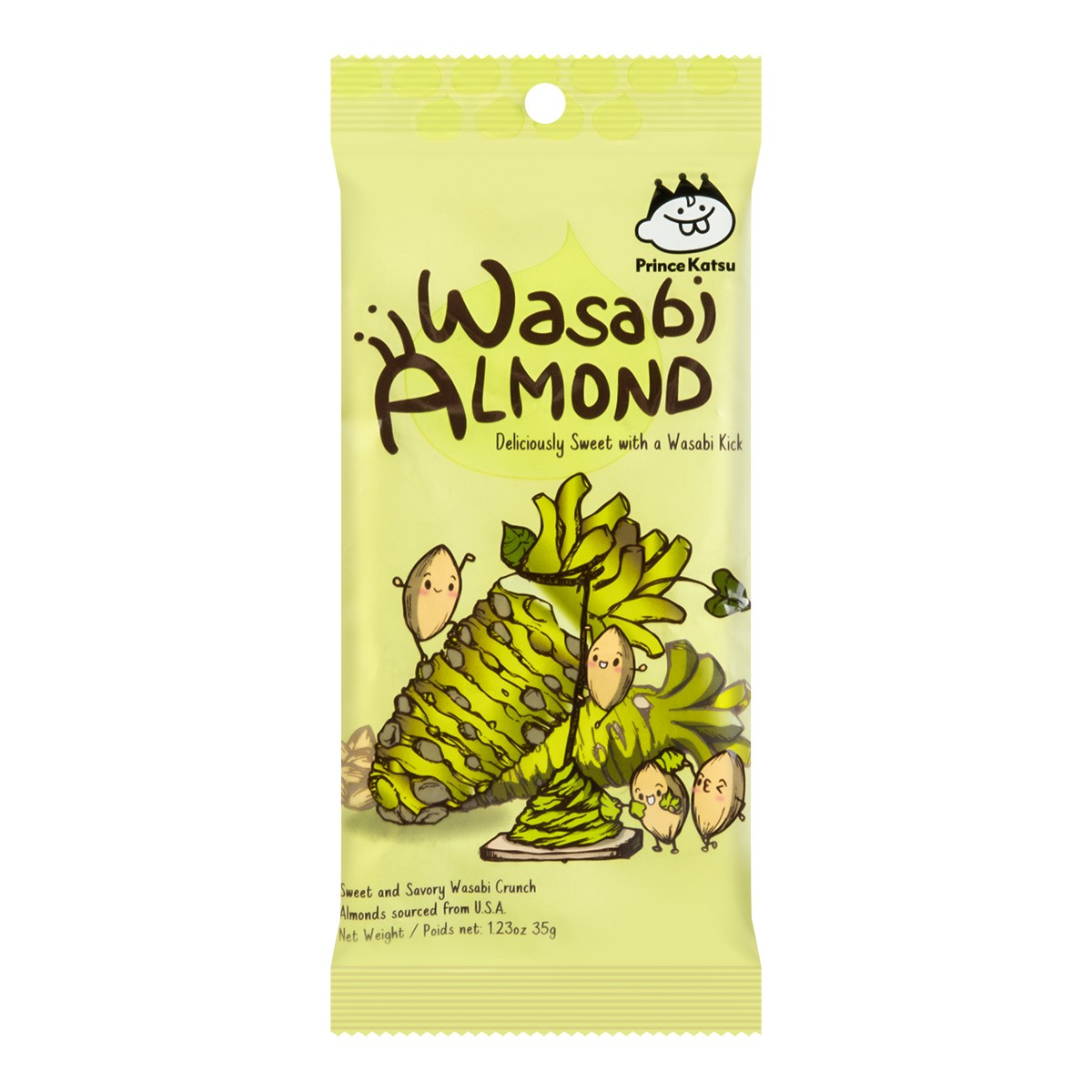 Wasabi Almond 35g
