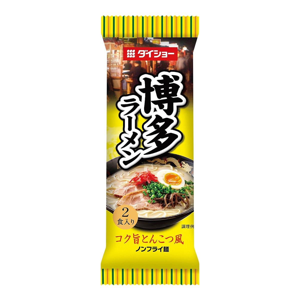 日本DAISHO日式博多拉面