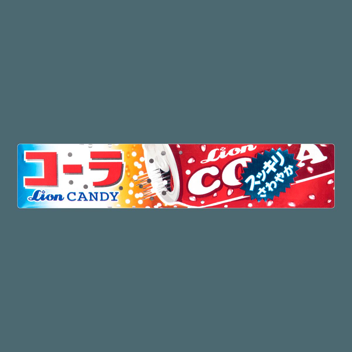 日本LION狮王 可乐汽水碳酸硬糖 42g