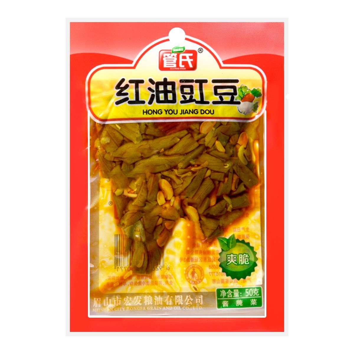 管氏 红油豇豆 50g
