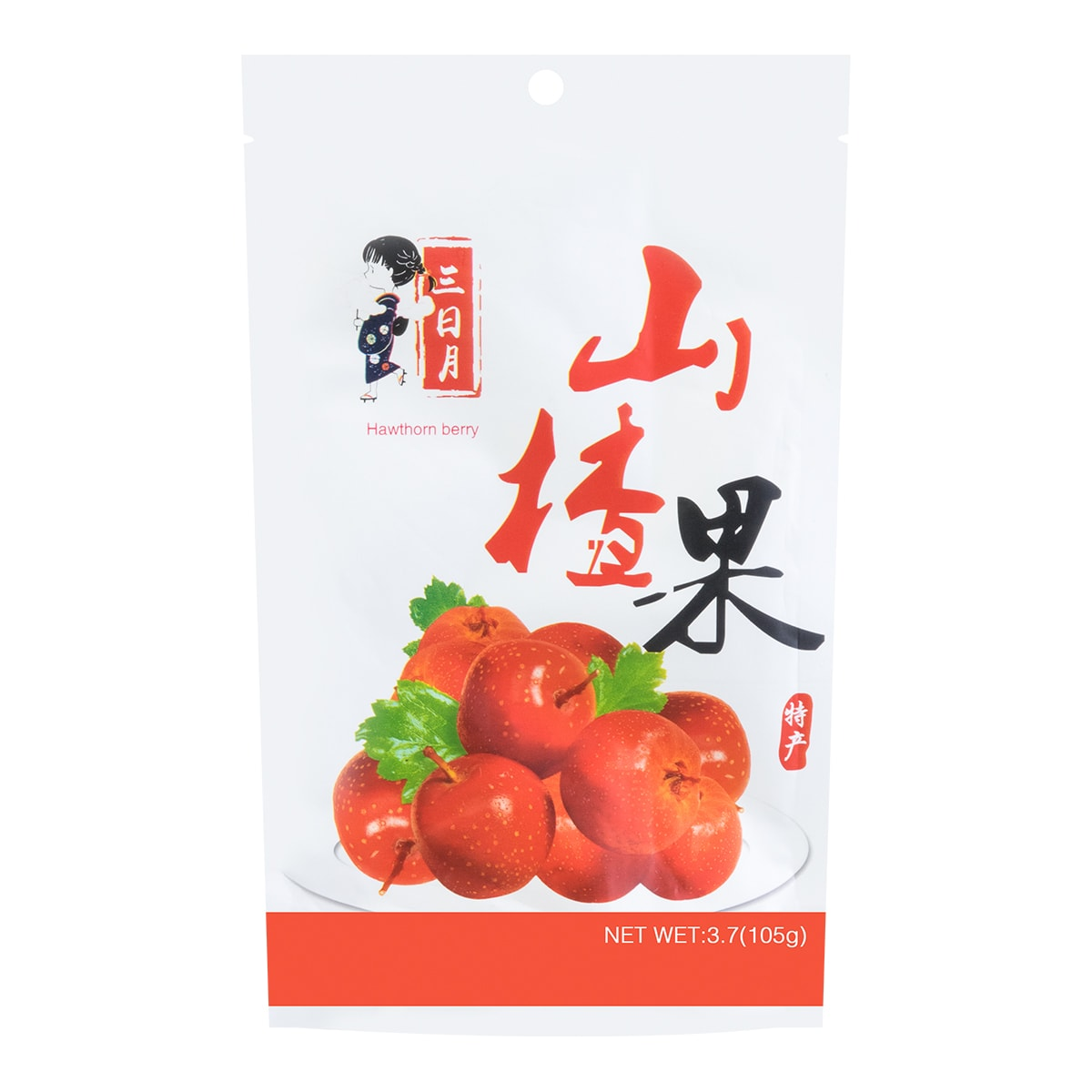 SANRIYUE Hawthorn Berry Ball 105g
