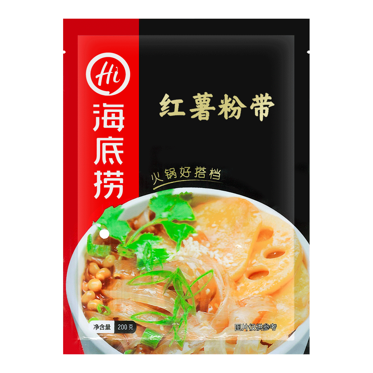 Hot Pot Bottom Material Sweet Potato Powder 200g