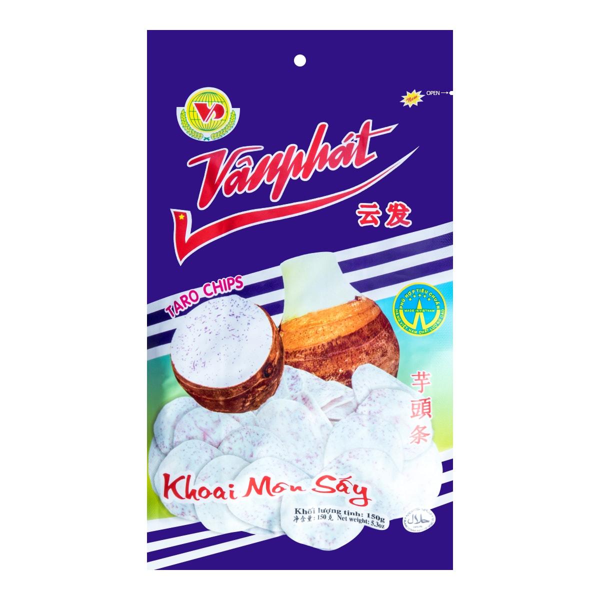 Van Phat Taro Chips 150g